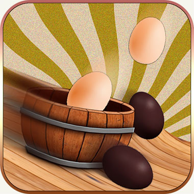 catching eggs android game
