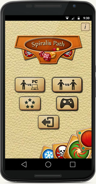 Spiralis Path android app