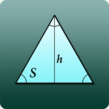 Triangle calculator, android developer
