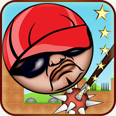Zupman jumping ball android game