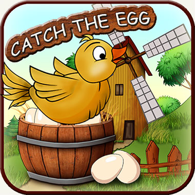Catch the eggs android game